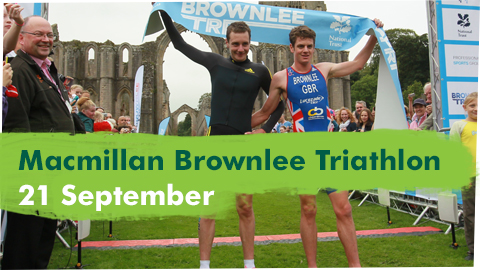 Macmillan Brownlee Triathlon