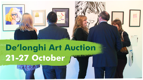 De'longhi Art Auction