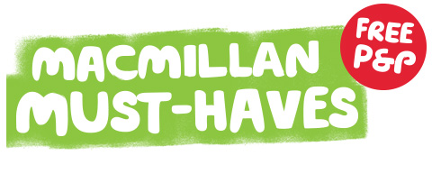 Macmillan online shop must-haves with free postage and packing