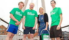 Fundraisers for Macmillan