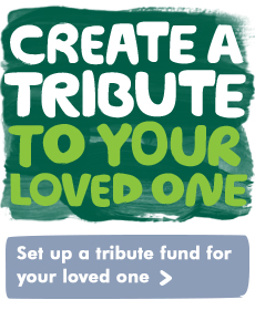 Set up a tribute fund for a loved one