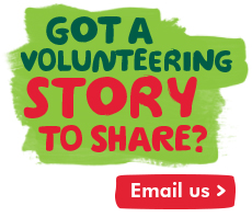 Got a volunteering story to share? Email us.