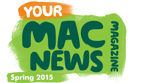 Your Mac News Spring 2015 edition