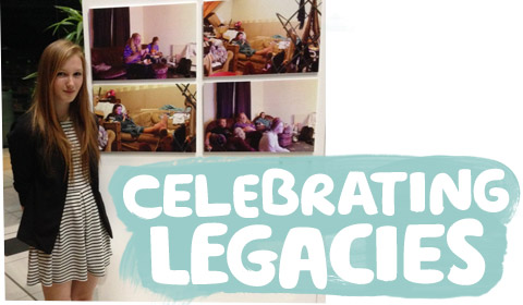 Celebrating legacies