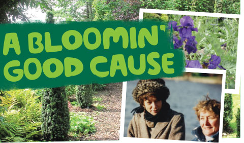 A Bloomin' Good Cause