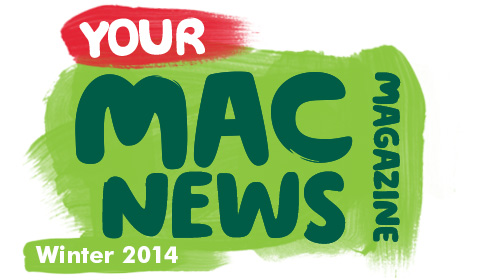 Your Mac News, Winter 2014