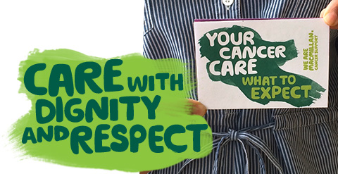 Care with dignity and respect